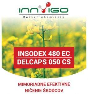 INSODEX 480 EC + DELCAPS 050 CS