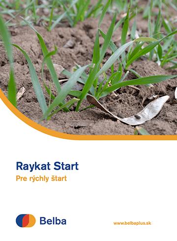 Raykat Start pre rýchly štart